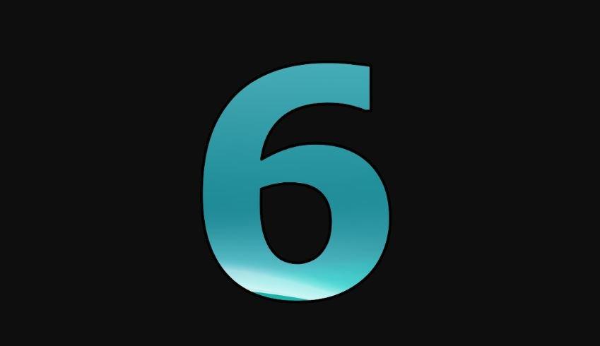 Die Bedeutung der Zahl 6: Numerologie und Zahlenmystik