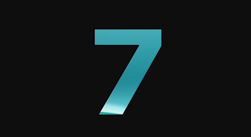 Die Bedeutung der Zahl 7: Numerologie und Zahlenmystik