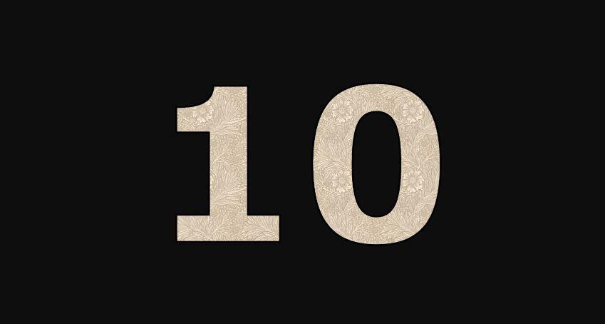 Die Bedeutung der Zahl 10: Numerologie und Zahlenmystik