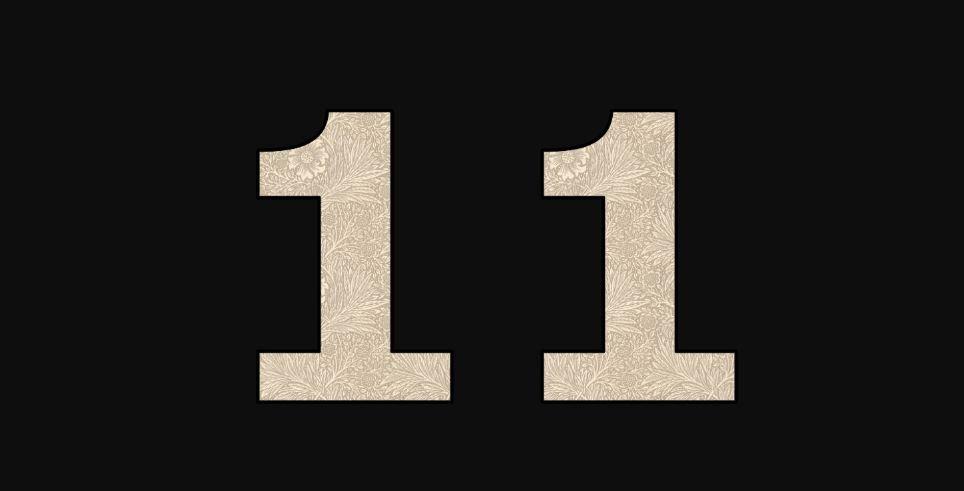 Die Bedeutung der Zahl 11: Numerologie und Zahlenmystik
