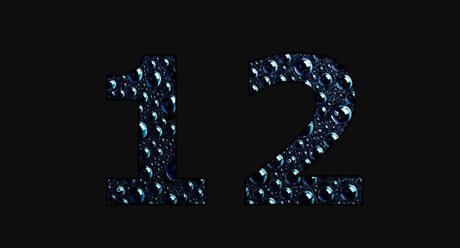 Die Bedeutung der Zahl 12: Numerologie und Zahlenmystik