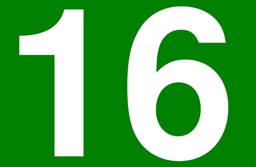 Die Bedeutung der Zahl 16: Numerologie und Zahlenmystik