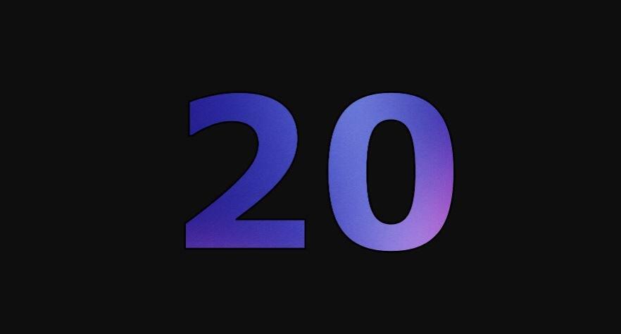 Die Bedeutung der Zahl 20: Numerologie und Zahlenmystik