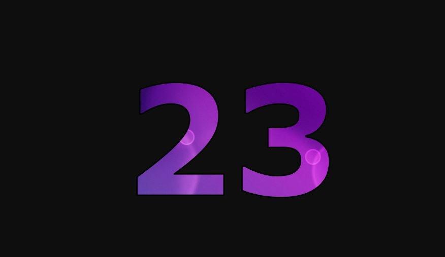 Die Bedeutung der Zahl 23: Numerologie und Zahlenmystik