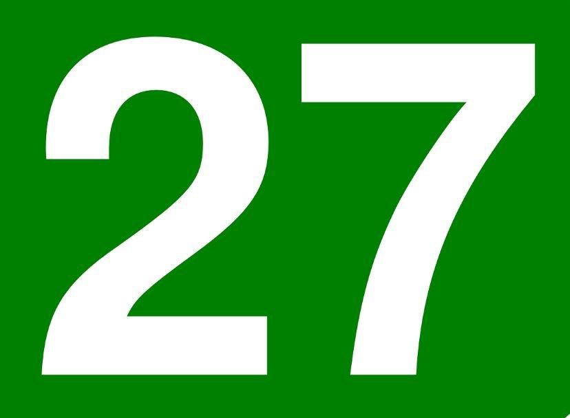 Die Bedeutung der Zahl 27: Numerologie und Zahlenmystik