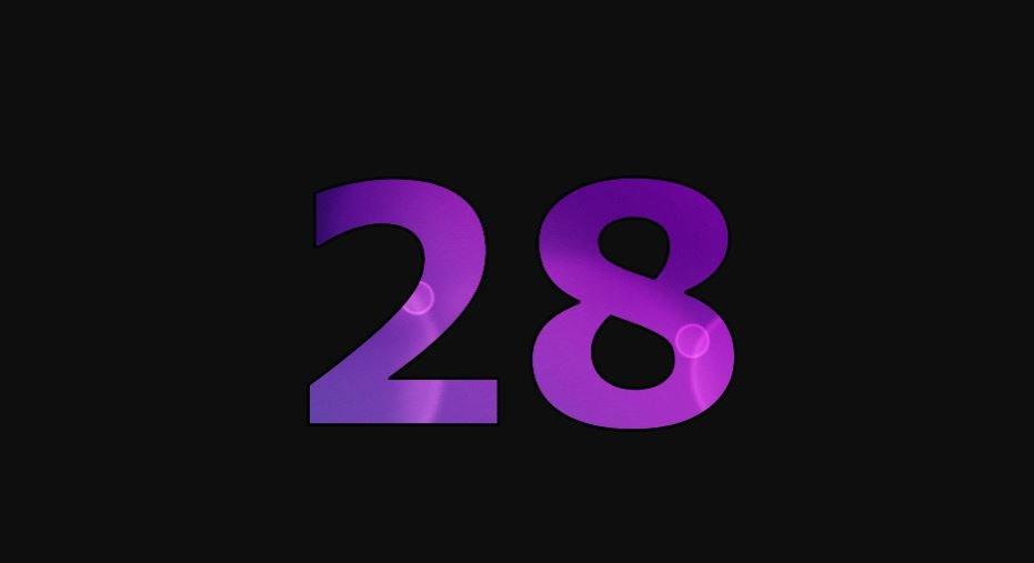 Die Bedeutung der Zahl 28: Numerologie und Zahlenmystik