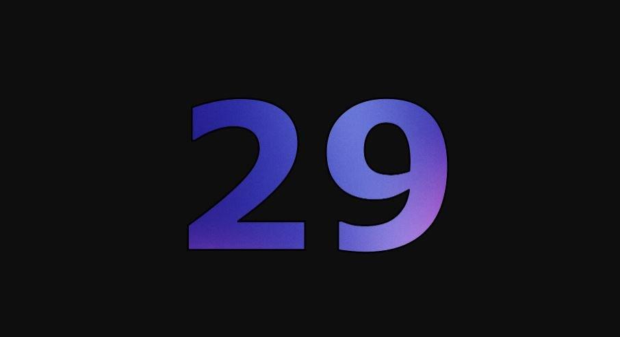 Die Bedeutung der Zahl 29: Numerologie und Zahlenmystik
