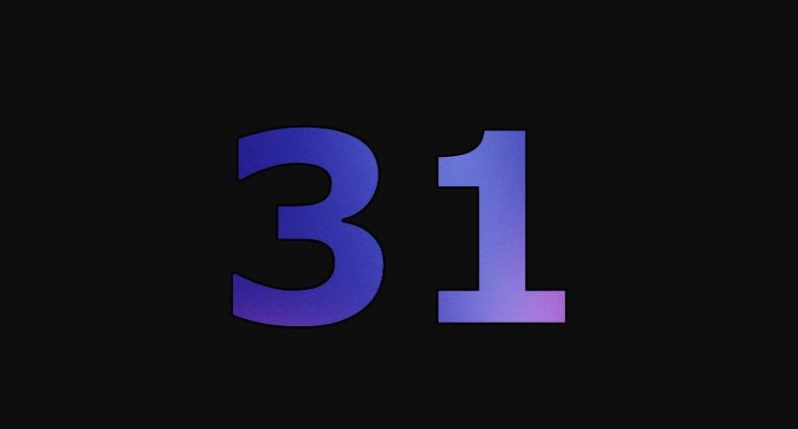 Die Bedeutung der Zahl 31: Numerologie und Zahlenmystik