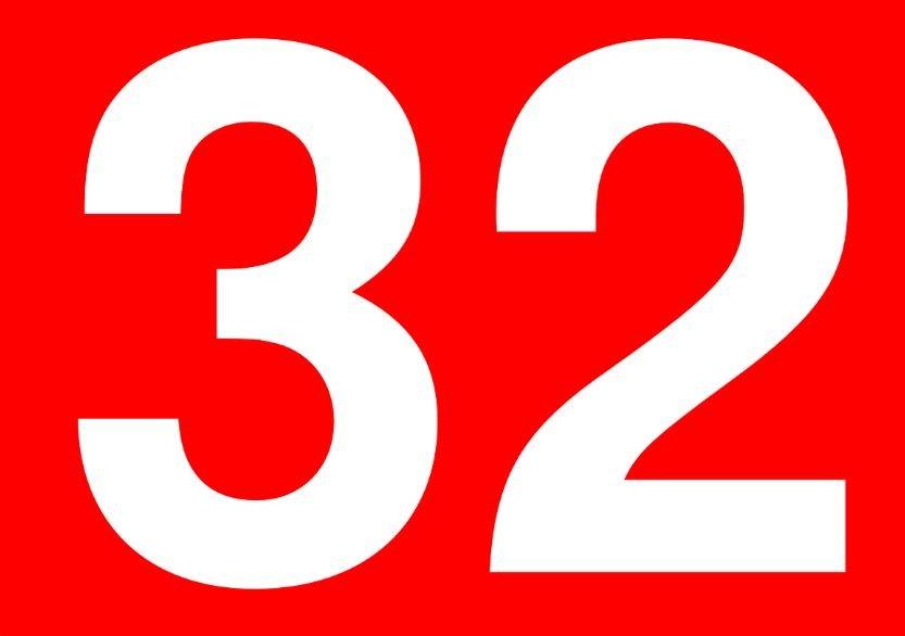 Die Bedeutung der Zahl 32: Numerologie und Zahlenmystik