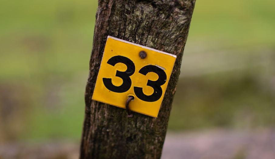 Die Bedeutung der Zahl 33: Numerologie und Zahlenmystik