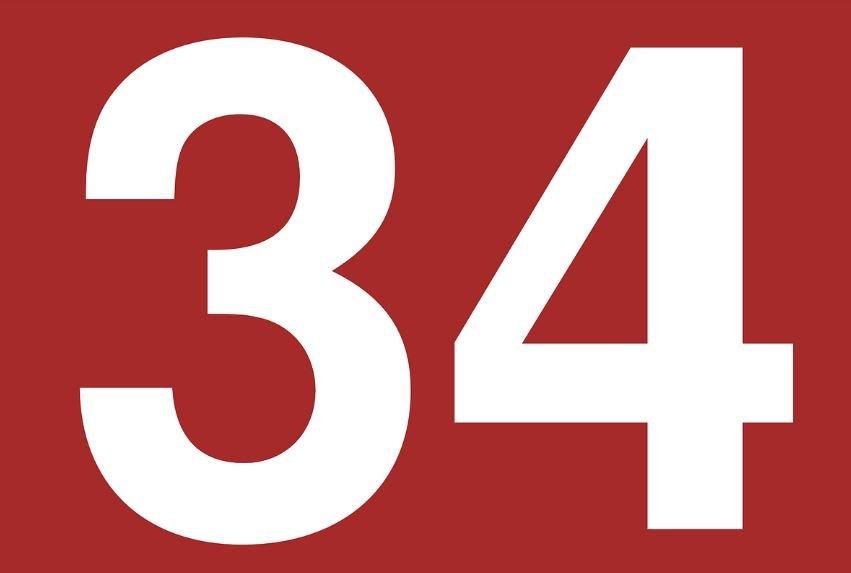 Die Bedeutung der Zahl 34: Numerologie und Zahlenmystik