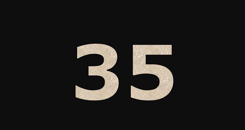 Die Bedeutung der Zahl 35: Numerologie und Zahlenmystik