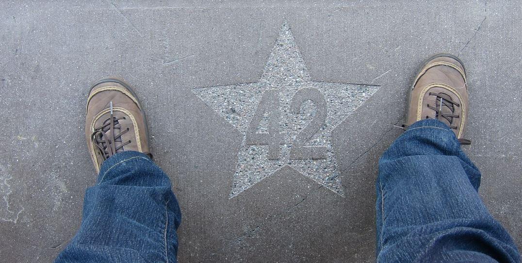 Zahl 42