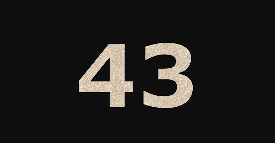 Zahl 43
