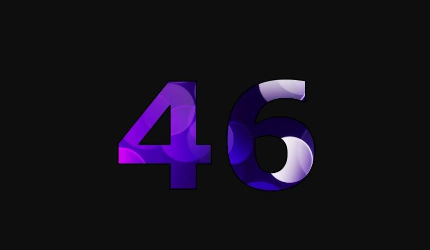 Zahl 46