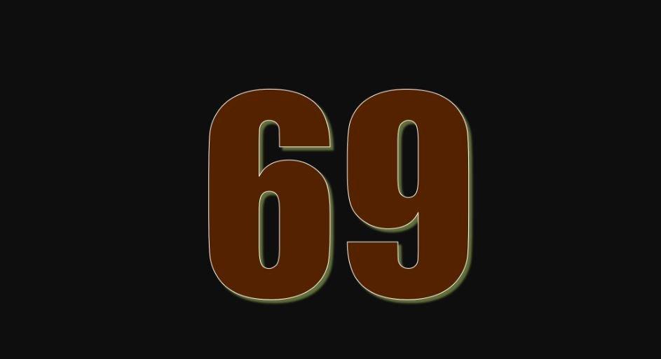 Zahl 69