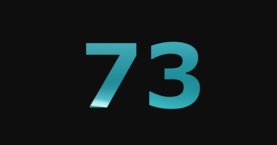 Zahl 73