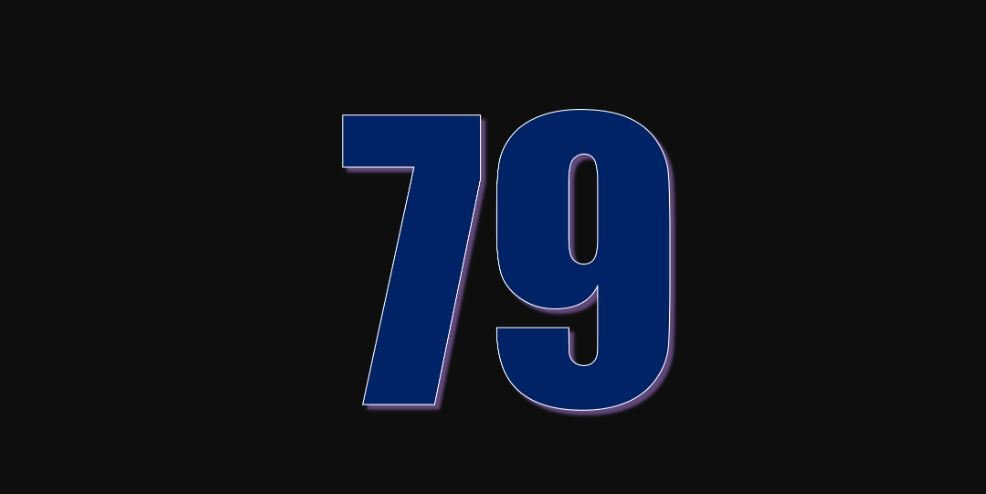 Zahl 79