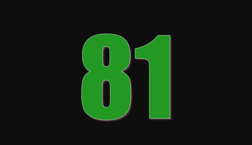 Zahl 81