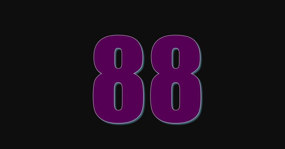 Zahl 88
