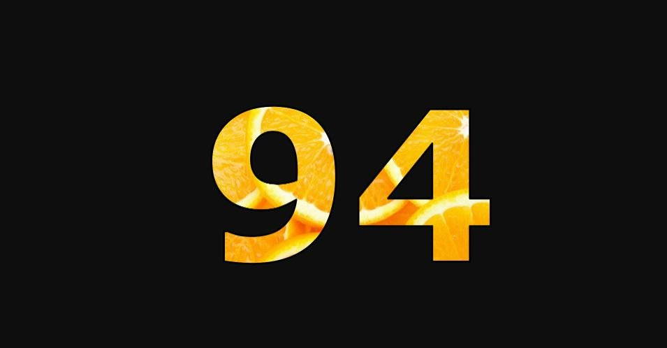 Zahl 94