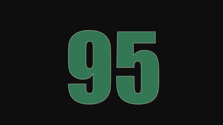 Zahl 95