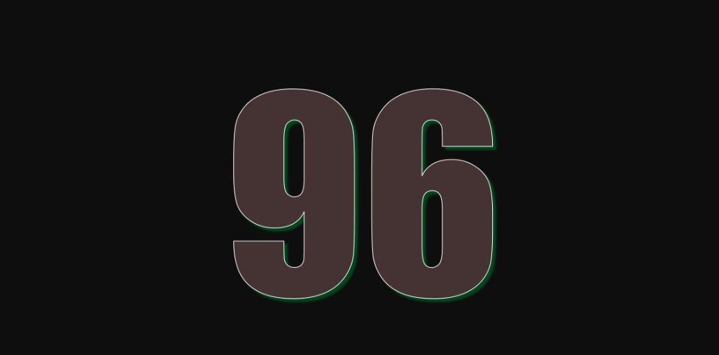 Zahl 96