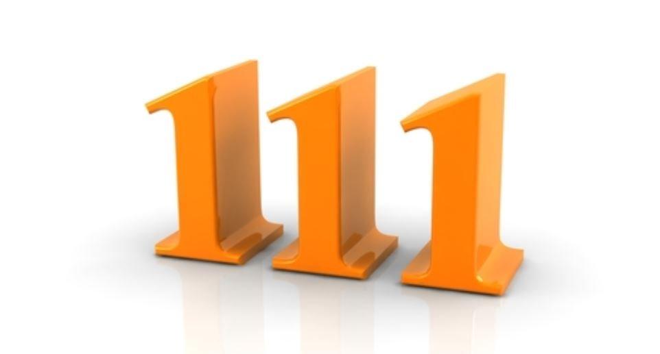 Zahl 111