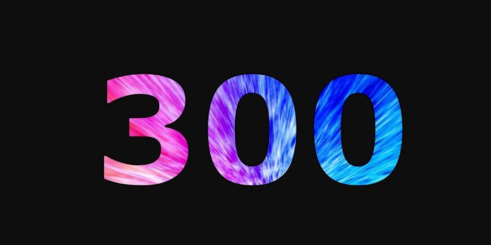 Die Bedeutung der Zahl 300: Numerologie und Zahlenmystik