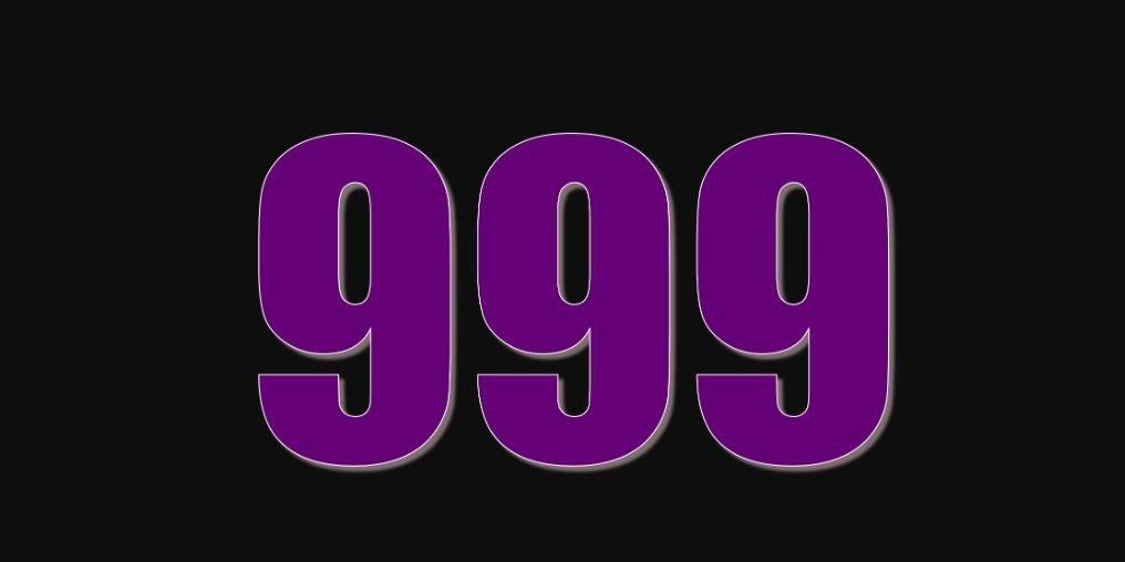 Die Bedeutung der Zahl 999: Numerologie und Zahlenmystik