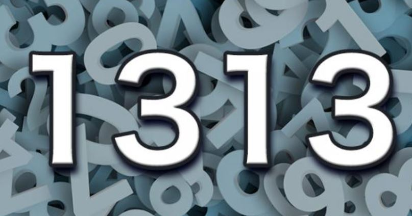 Die Bedeutung der Zahl 1313: Numerologie und Zahlenmystik