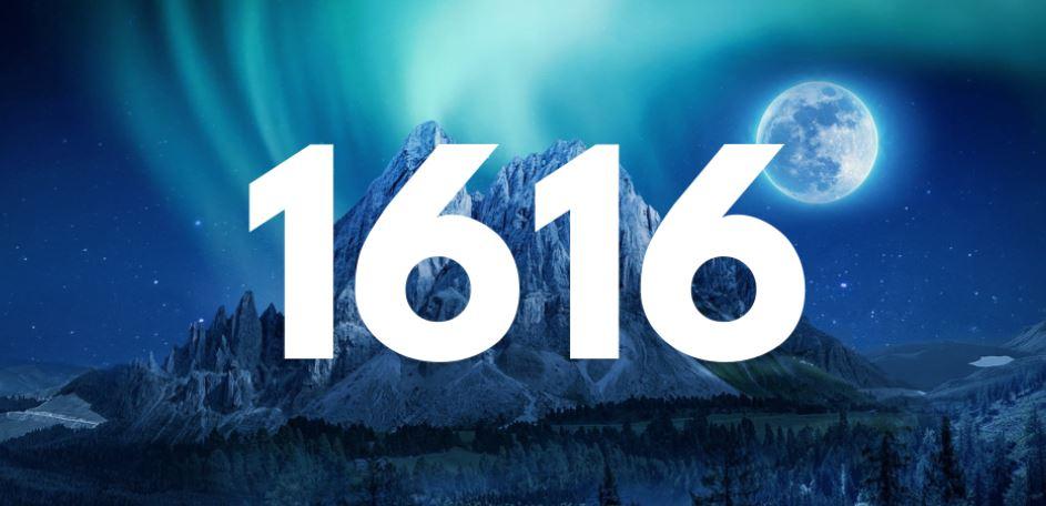 Zahl 1616
