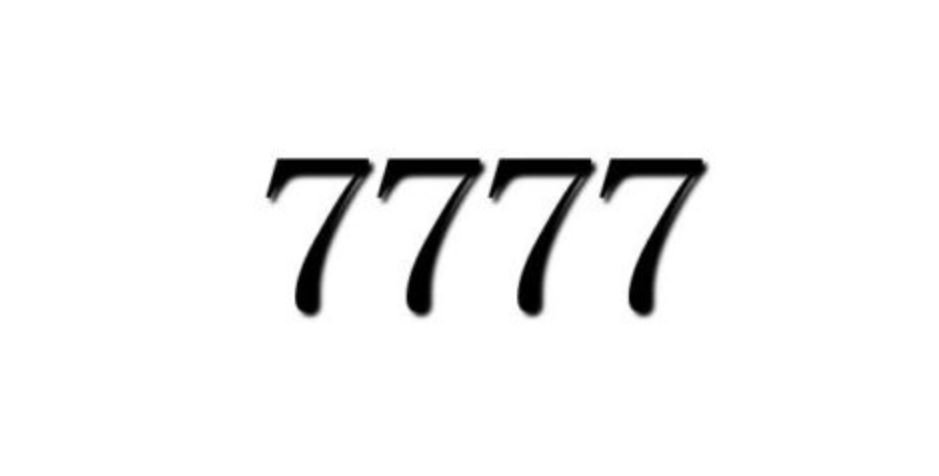 Die Bedeutung der Zahl 7777: Numerologie und Zahlenmystik