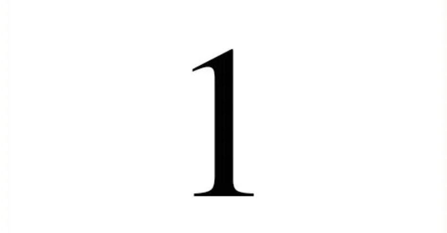 Engelszahl 1: Symbole und ihre Bedeutung