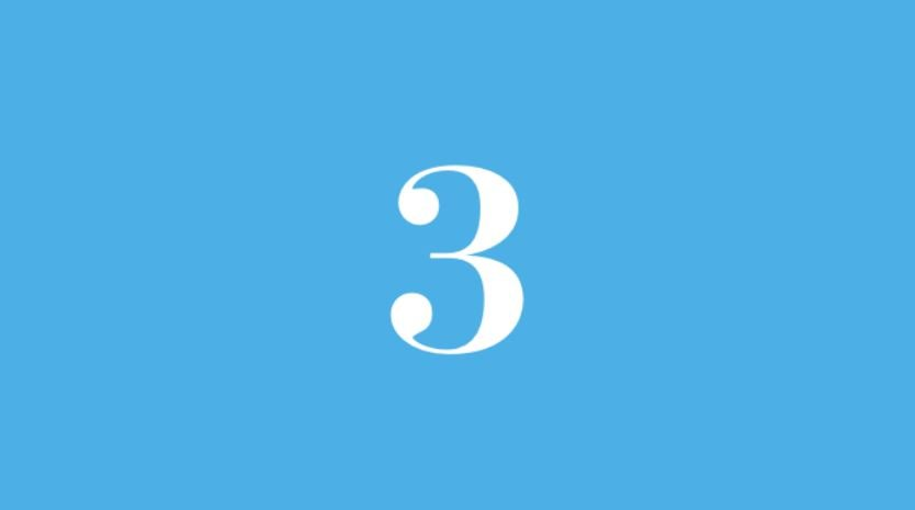 Engelszahl 3: Symbole und ihre Bedeutung