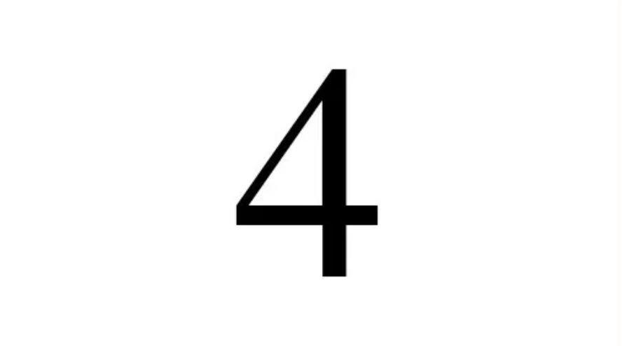 Engelszahl 4: Symbole und ihre Bedeutung