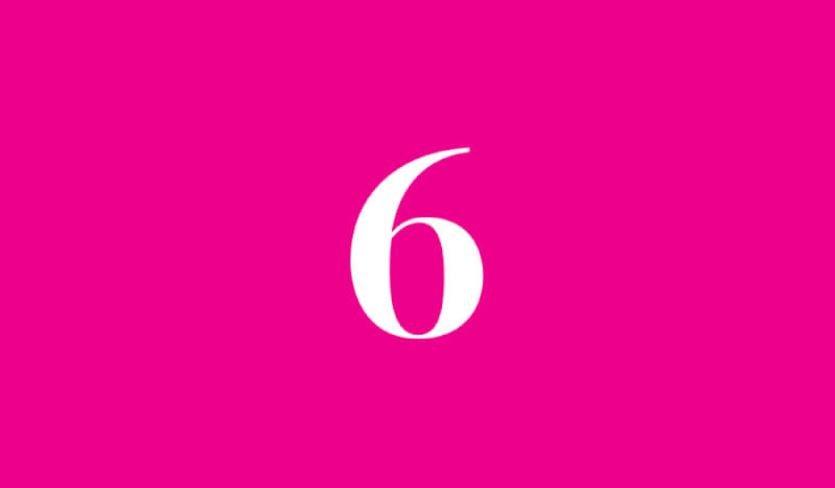 Engelszahl 6: Symbole und ihre Bedeutung