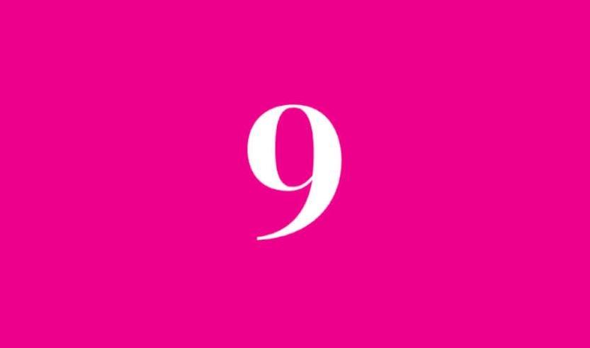 Engelszahl 9: Symbole und ihre Bedeutung