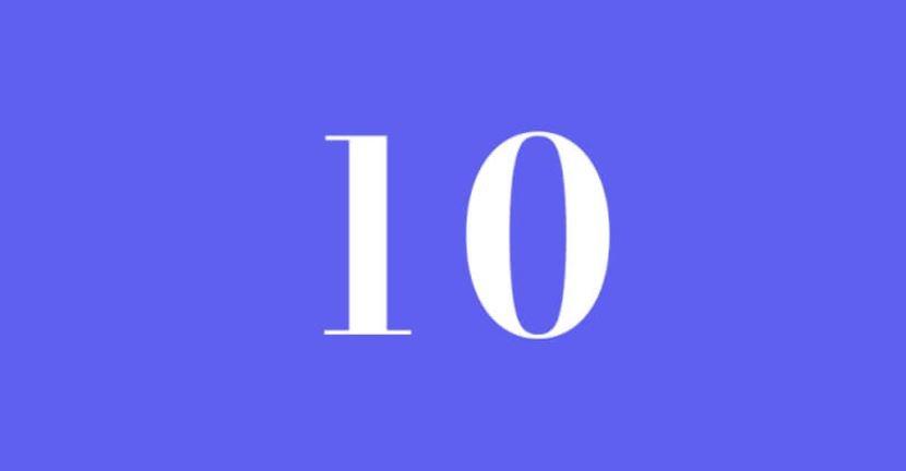 Engelszahl 10: Symbole und ihre Bedeutung