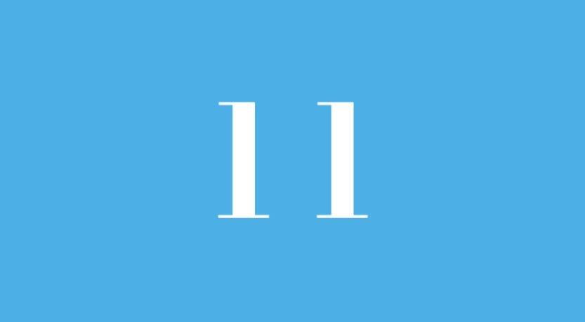 Engelszahl 11: Symbole und ihre Bedeutung