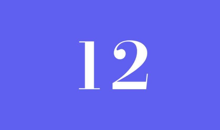 Engelszahl 12: Symbole und ihre Bedeutung