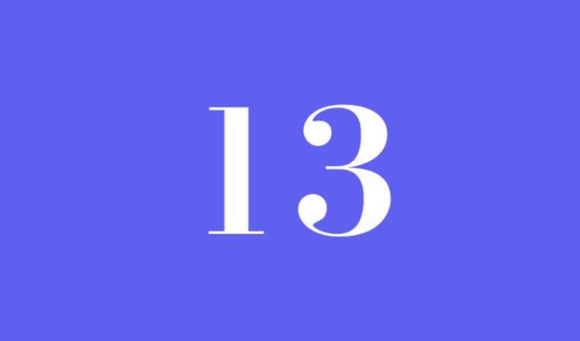 Engelszahl 13: Symbole und ihre Bedeutung
