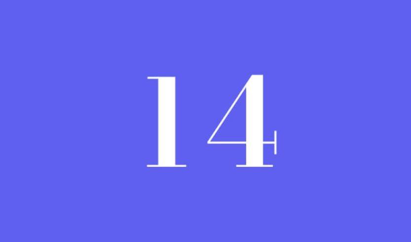 Engelszahl 14: Symbole und ihre Bedeutung