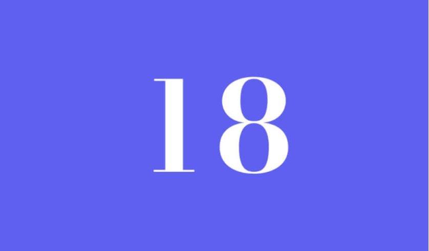 Engelszahl 18: Symbole und ihre Bedeutung