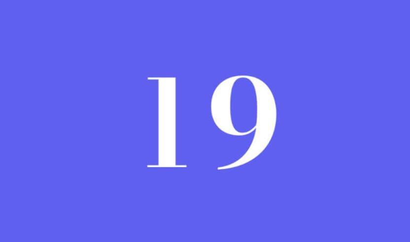 Engelszahl 19: Symbole und ihre Bedeutung