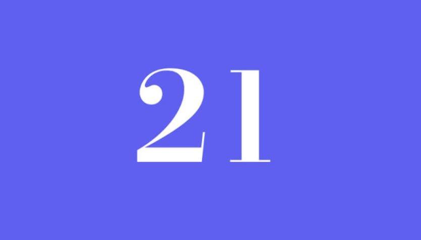 Engelszahl 21: Symbole und ihre Bedeutung