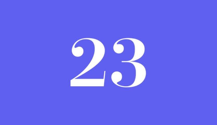 Engelszahl 23: Symbole und ihre Bedeutung