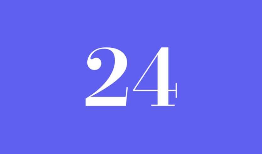 Engelszahl 24: Symbole und ihre Bedeutung