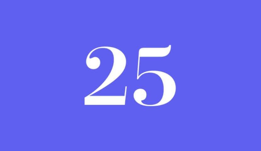 Engelszahl 25: Symbole und ihre Bedeutung