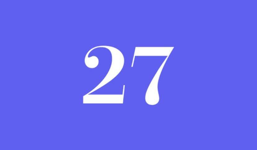 Engelszahl 27: Symbole und ihre Bedeutung